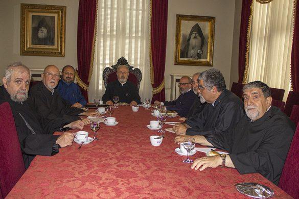 Ruhani Kurul Toplantısı