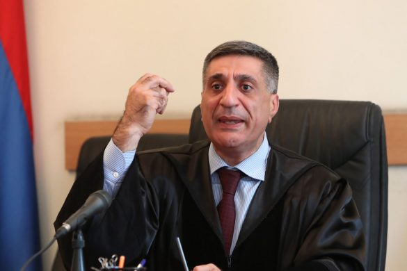 judge danielyan