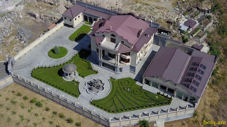 liska mansion