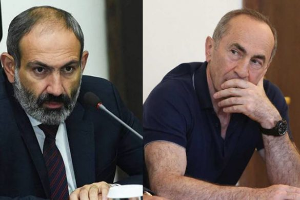 pashinyan-kocharyan