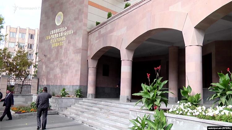 Armenia Investigative Committe