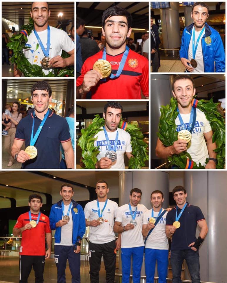 armenia european champions