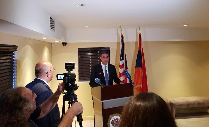 Հայաստանի Մարդու Իրաւունքներու պաշտպան՝ Արման Թաթոյեան