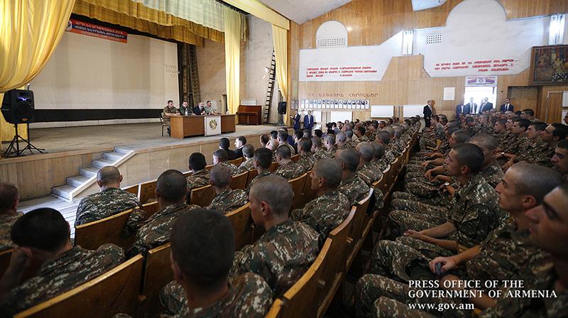 pashinyan-army