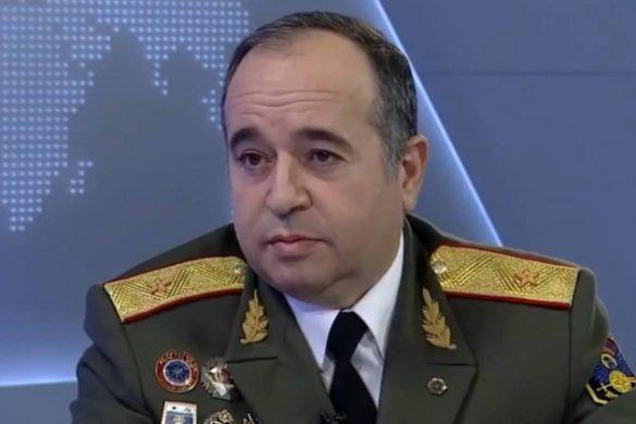 general arshak Garabetyan