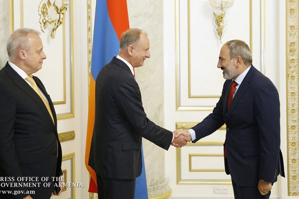 pashinyan-Patrushev