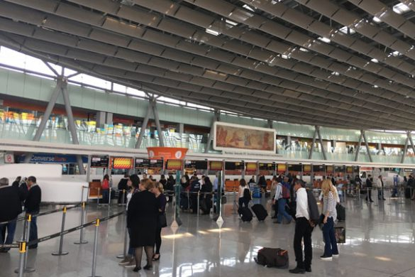 zvartnotz airport
