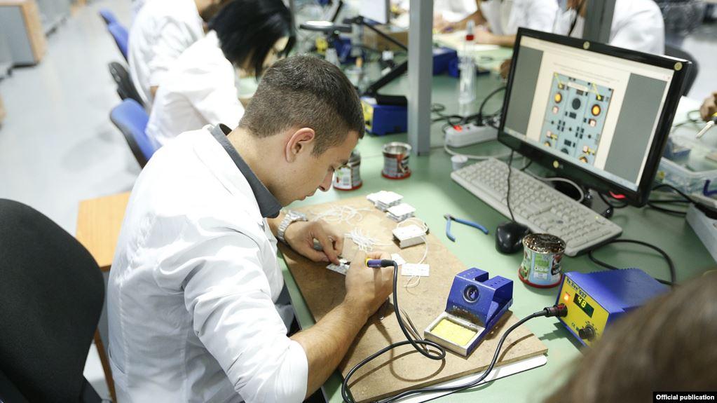 armenia workforce