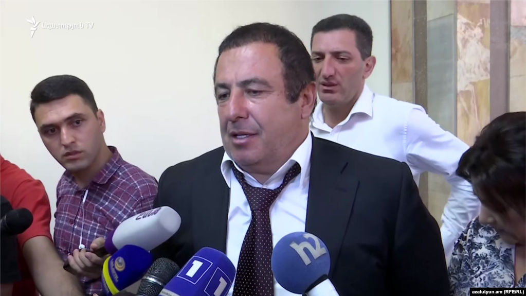 Gagik Tzarukyan