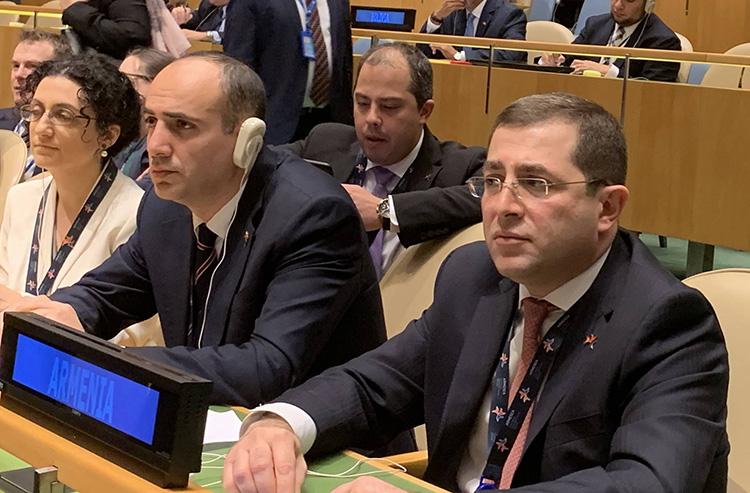 UN Human Rights Council-armenia
