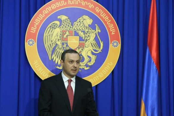 armenia national security council