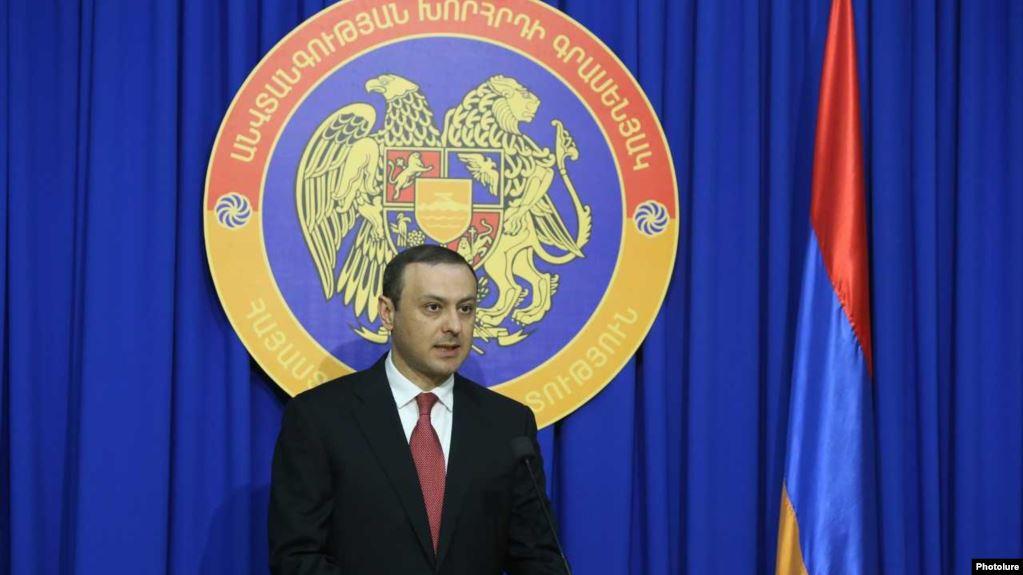armenia national security council