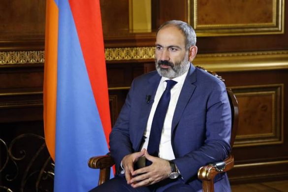 pashinyan interview