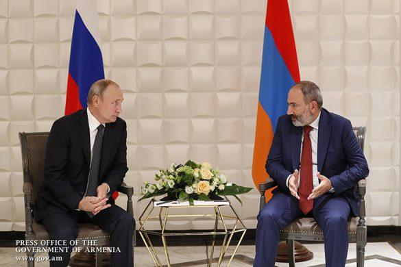 putin-pashinyan-yerevan