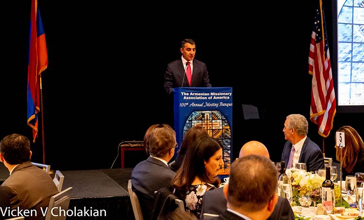 2. Ambassador Nersesyan