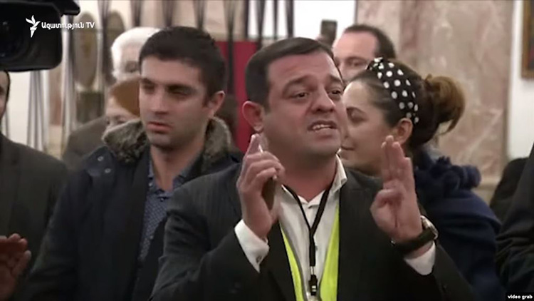 azeri blogger