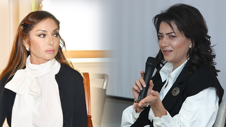 Mehriban Aliyeva-Anna Hakopyan