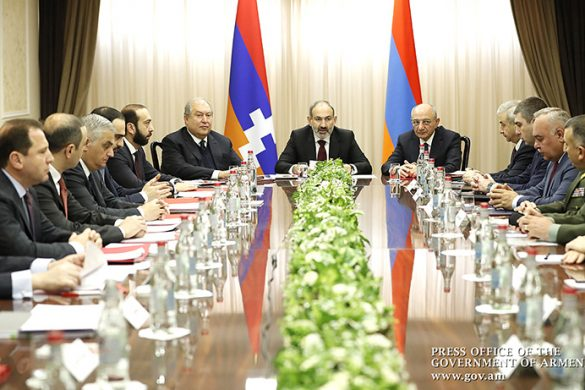 armenian-artsakh-security-councils