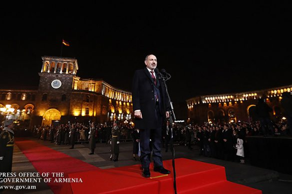 pashinyan-new year