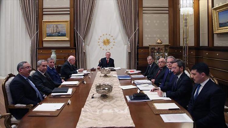 turkey high commission meeting