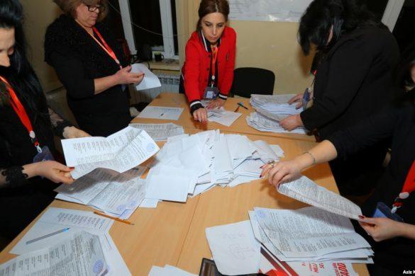 azerbaijan elections