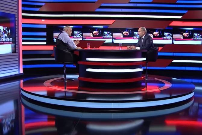 pashinyan interview