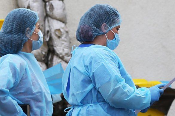 Corona-medical workers