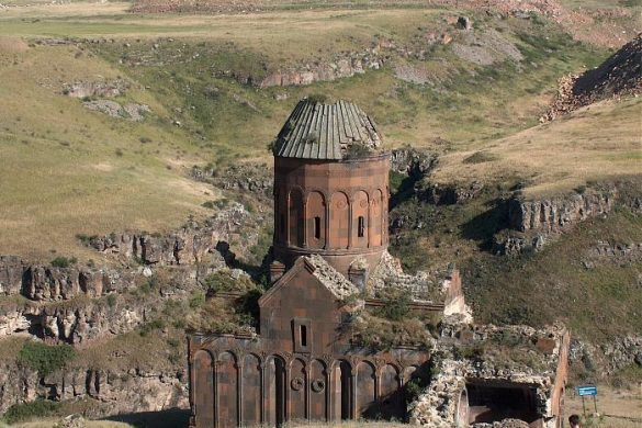 Armenian-Church-of-St-Gregory-in-Ani