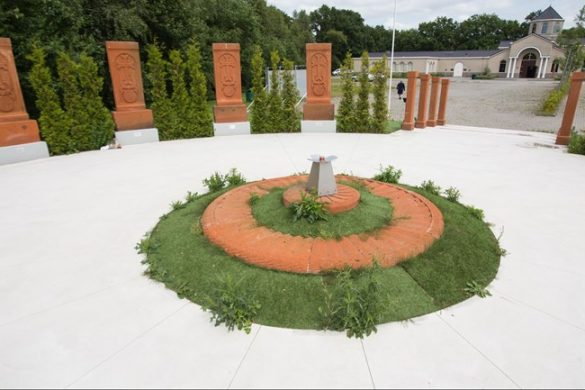 almelo armenian genocide monument