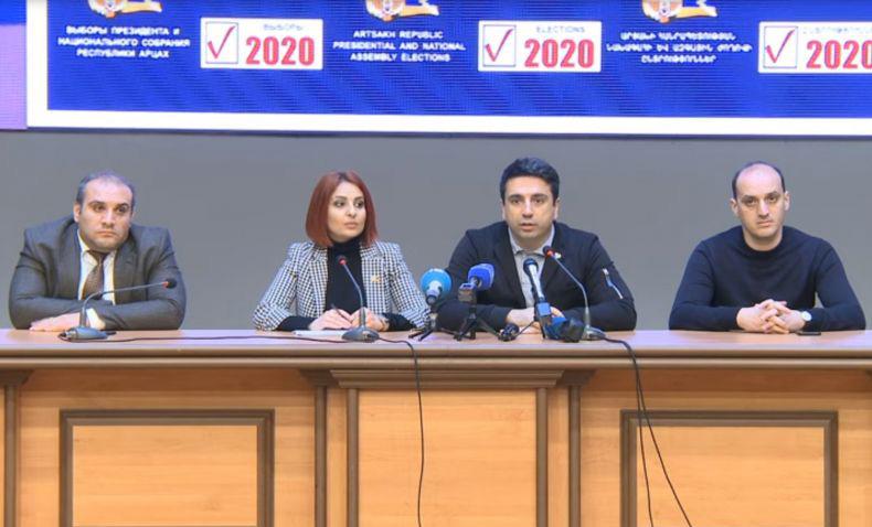 artsakh election observers