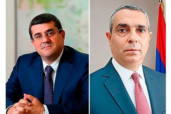 artsakh runoff candidates