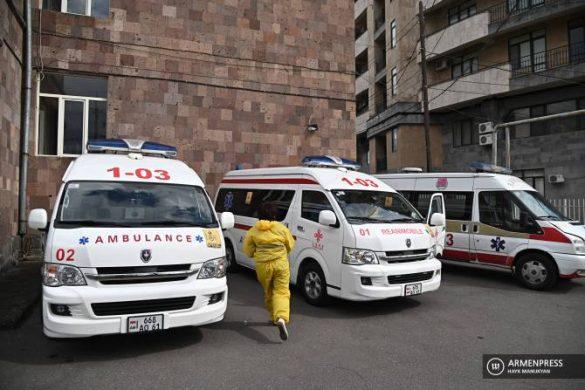 corona ambulance