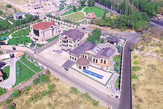 yerevan mansions