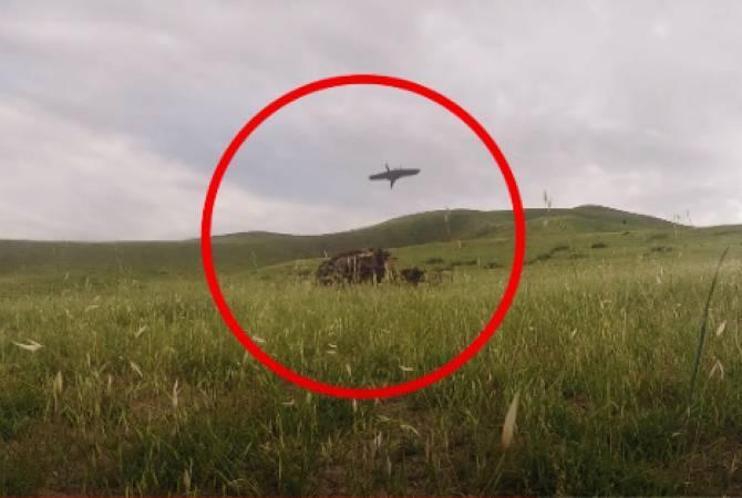 artsakh drone