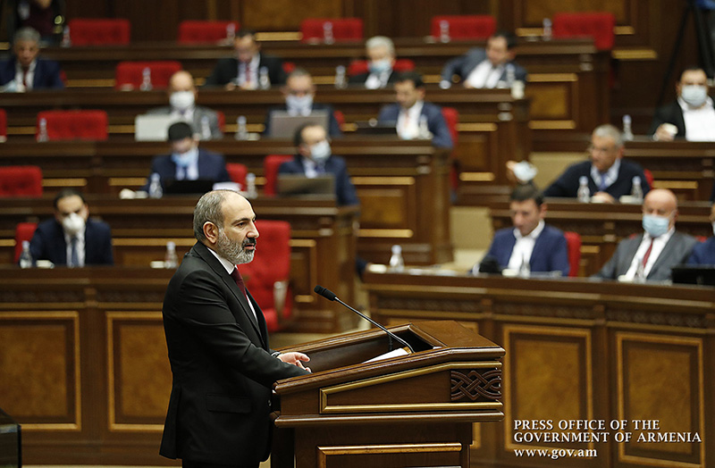 pashinyan parliament 05-06