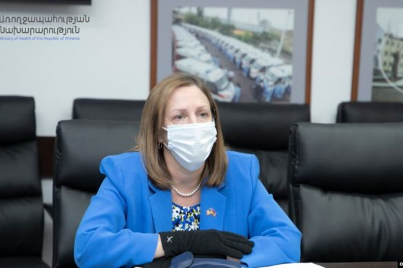 Ambassador Lyn Traison