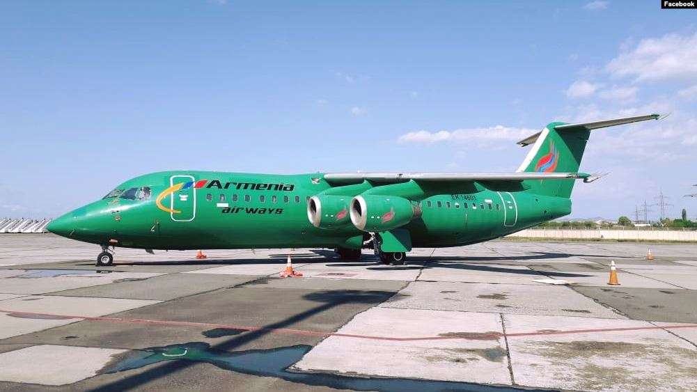 armenia air ways