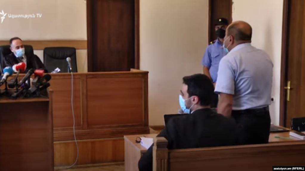 kocharian bail trial