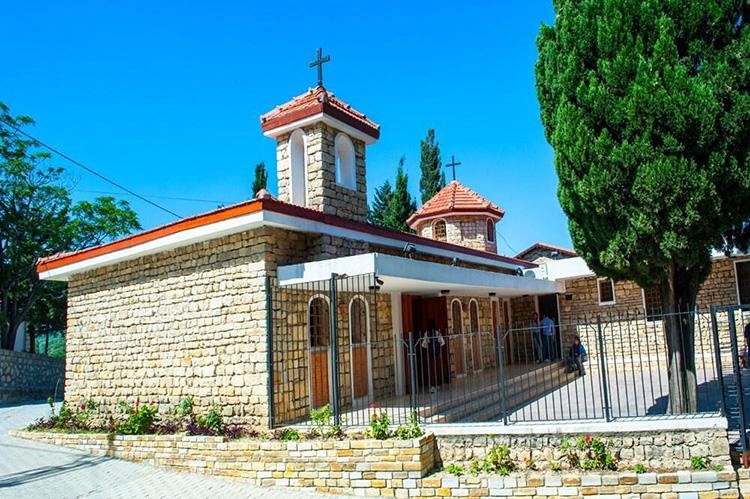 musa dagh armenian church