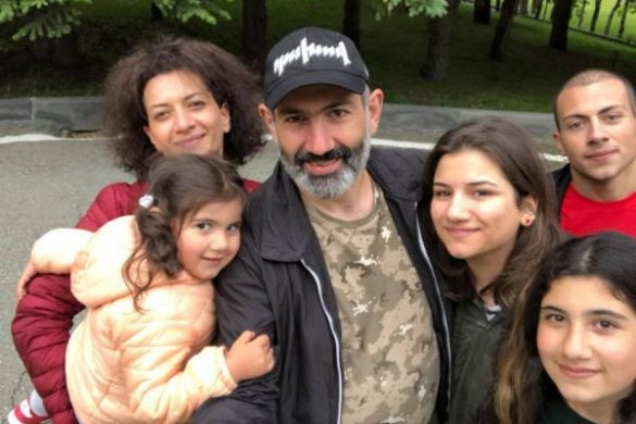 pashinyan-family
