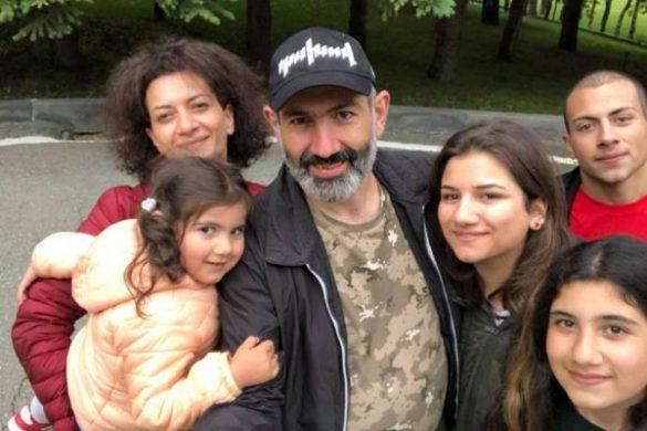 pashinyan-family