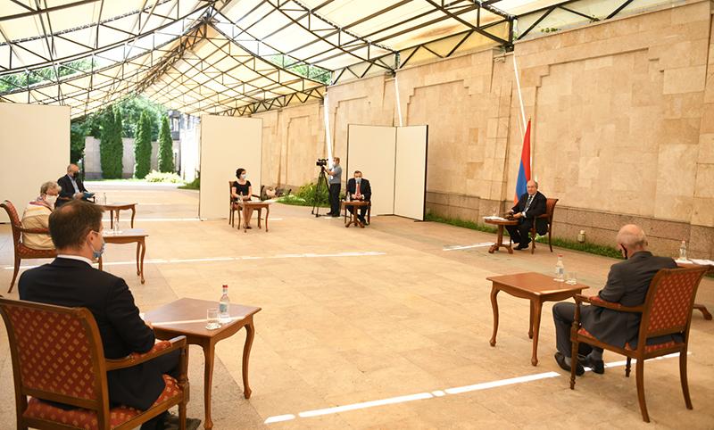 sarkissian-ambassadors