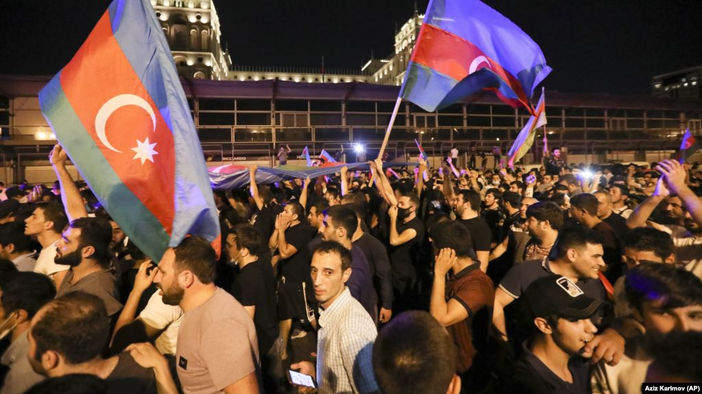 baku protests