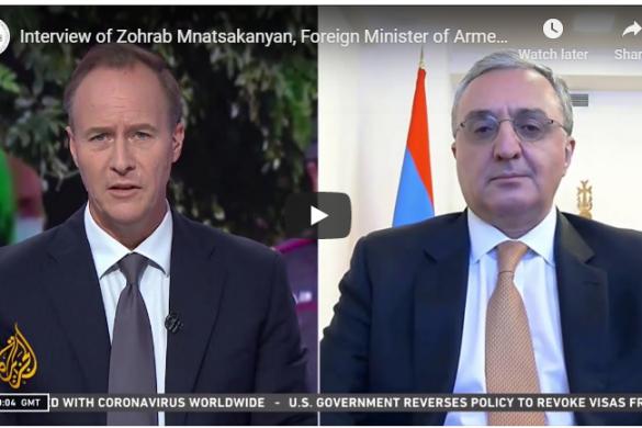 mnatsakanyan-aljazeera