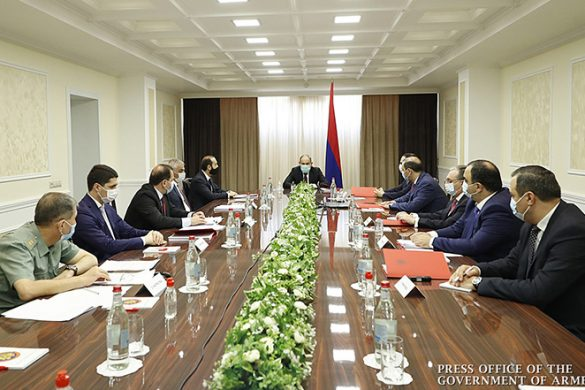 Armenia Security Council-08-21