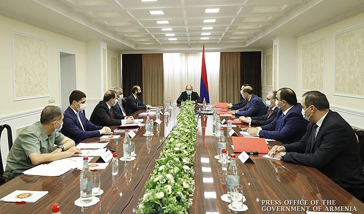Armenia Security Council-08-21