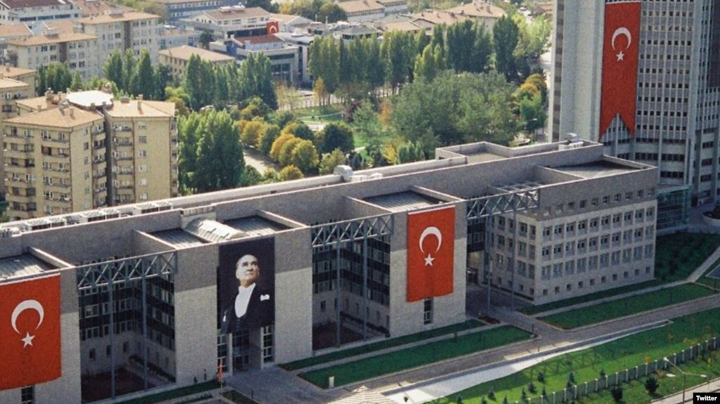turkey foreign ministry