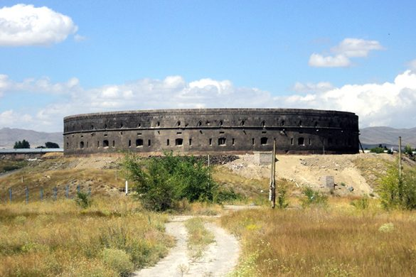 black fortress gyumri