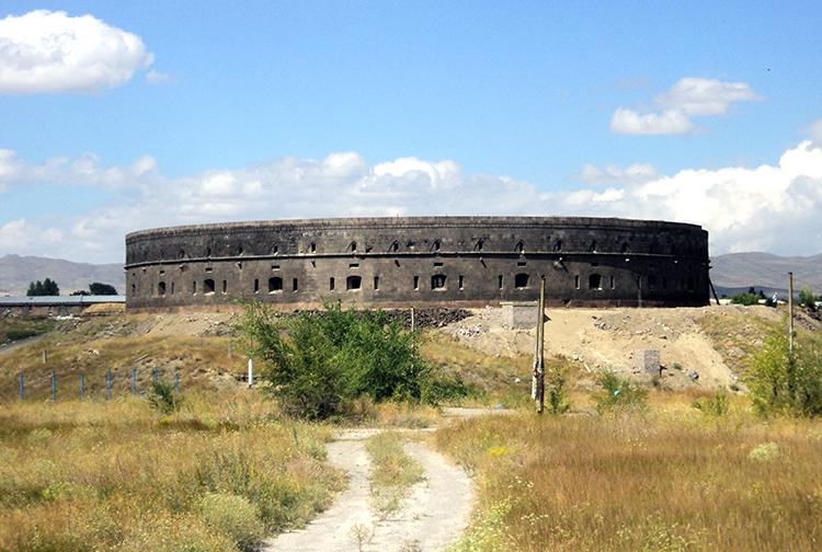 black fortress gyumri