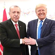 Japan Turkey US